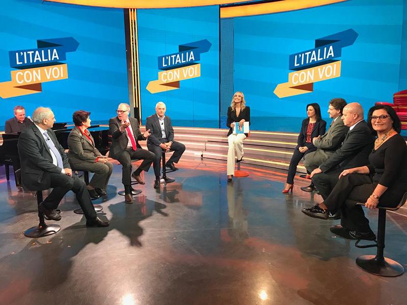 Italia Con Voi - Visita Cgie