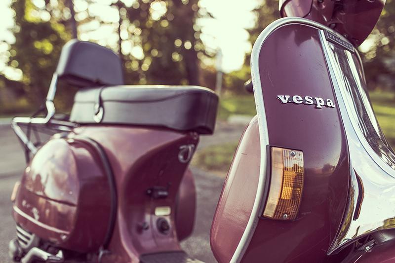 Italian Design Day Vespa Clasica