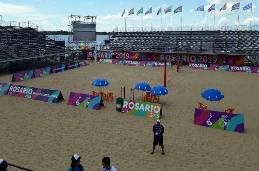 Juegos Suramericanos - Playa
