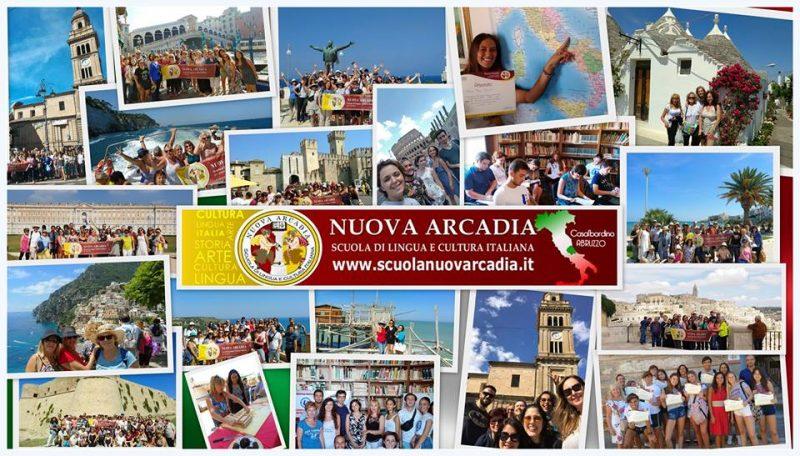 Italiano - Escuela Nuova Arcadia