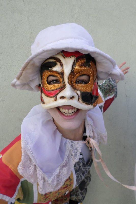 Carnaval de Venecia - Arlequin
