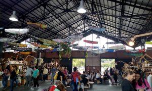 Franja Del Rio - Mercado De Frutos Culturales