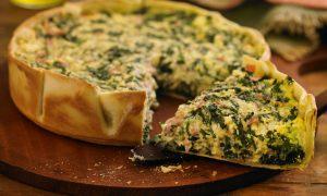 Tarta Pascualina - receta