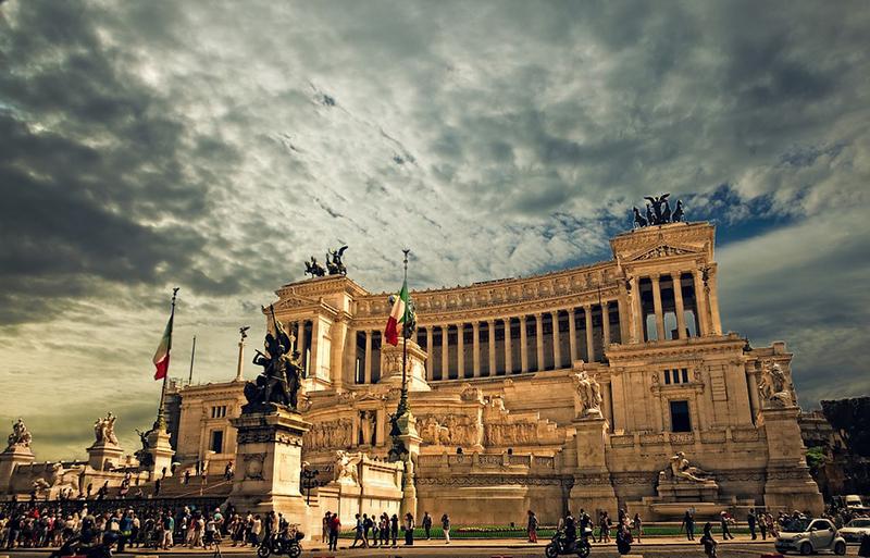 2 de junio - Monumento Vittorio Emmanuele II