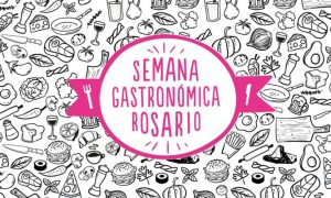 Semana Gastronómica - logo del evento