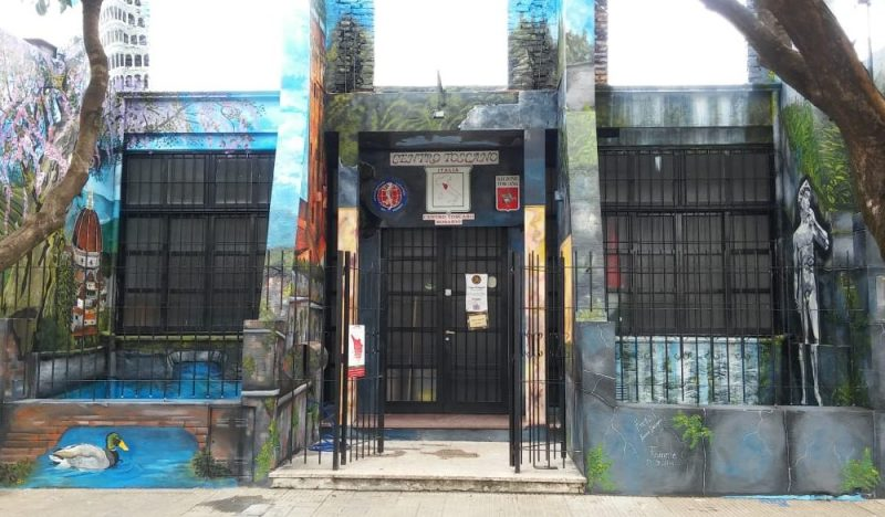 Centro Toscano - Frente
