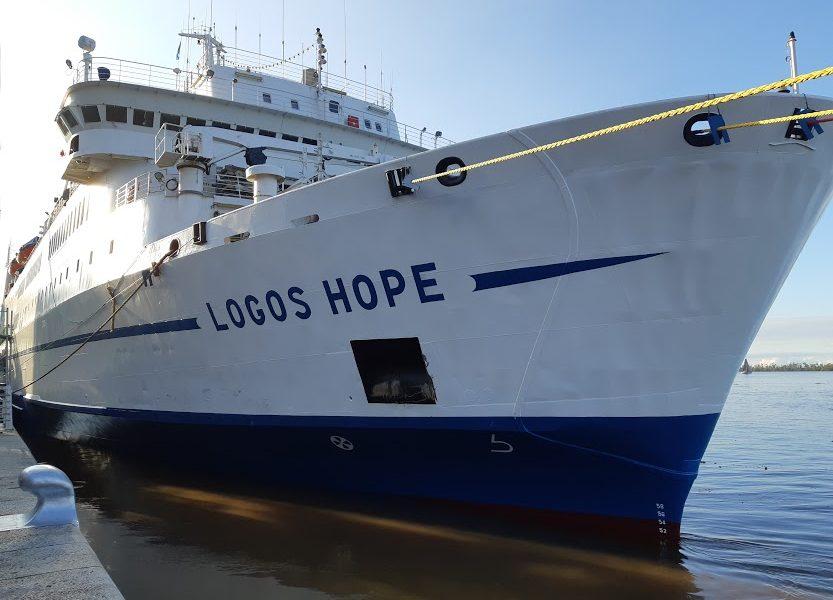 Logos Hope - librería flotante