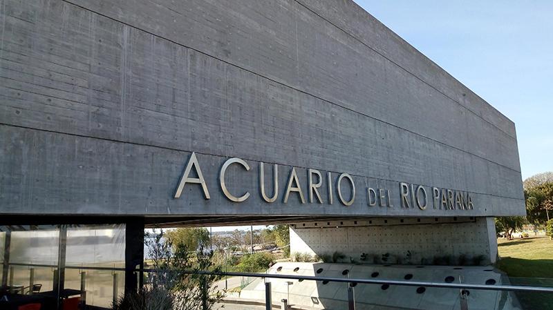 Acuario - edificio