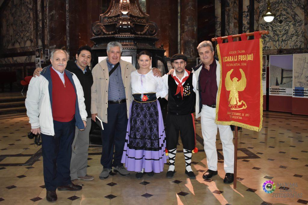 Pippo Stazzone - visita en Rosario
