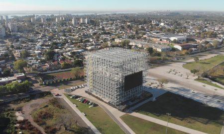 Museo del Deporte Santafesino - vista aerea