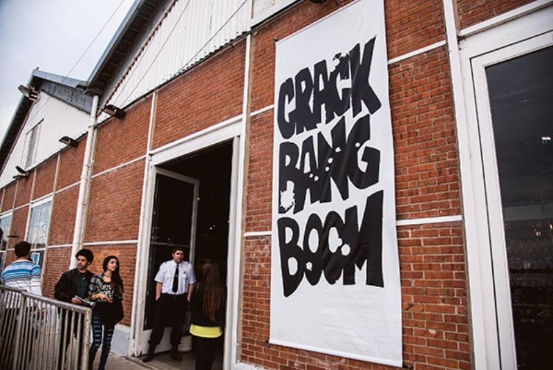 Crack Bang Boom - Portada
