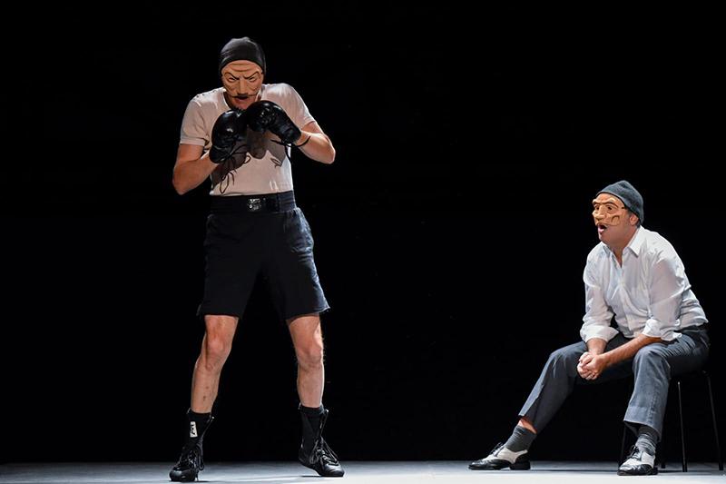 Hermanos Boxeo