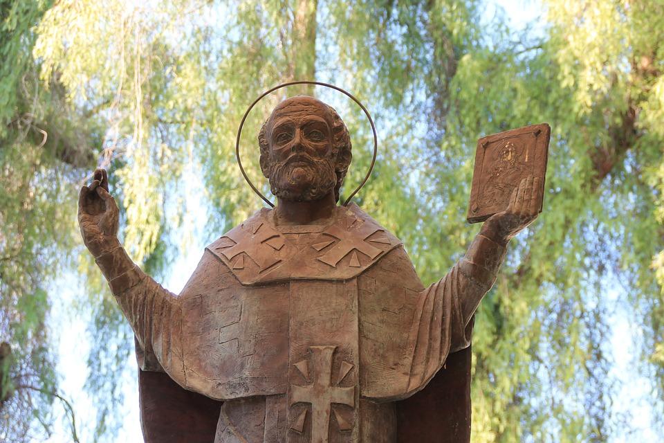 Estatua - Nicolas De Myra