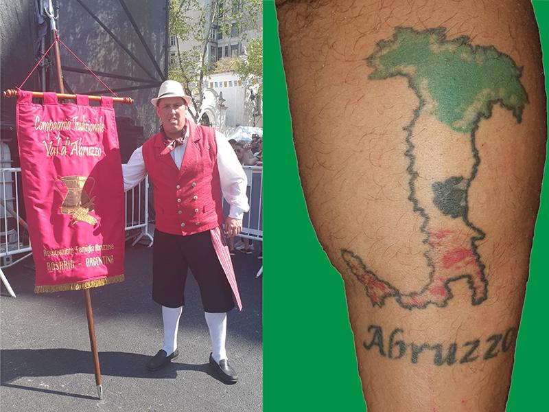 Tatuaje - Abruzzo