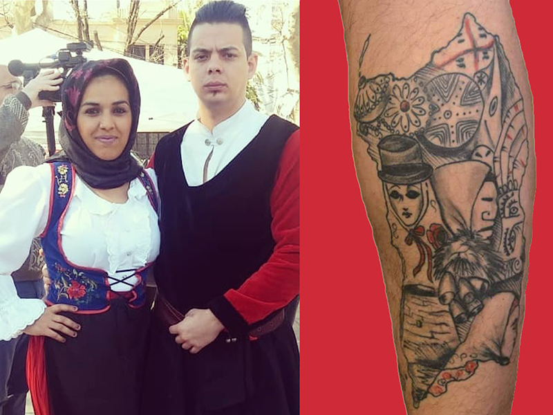 Tatuaje - Sardegna
