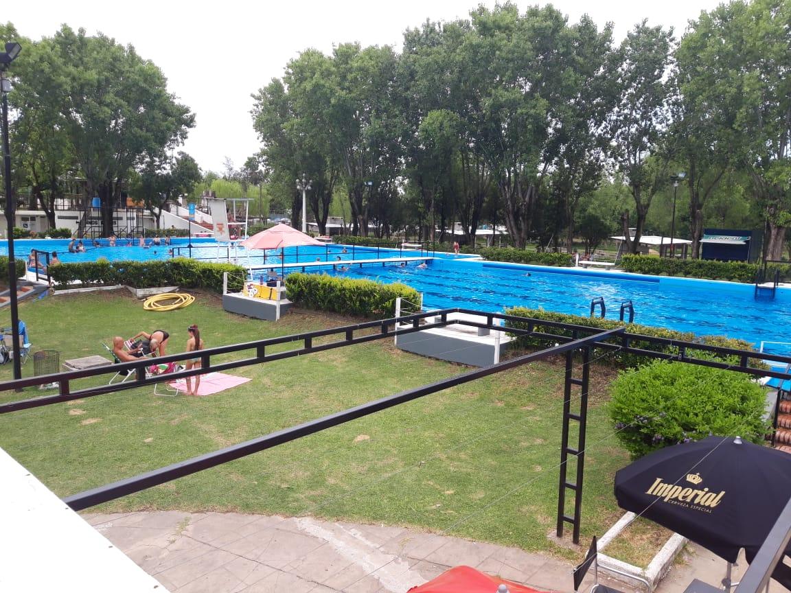Verano - Parque Alem