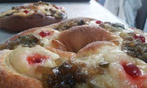 Rosca De Reyes - Reyes Magos