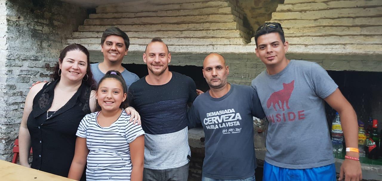 Aperitivo Italiano - Comisión de Jóvenes
