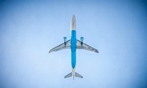 protocolo de control - Avion
