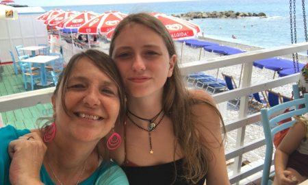 Cristina Lavagna - Cristina Y Su Hija Giulia