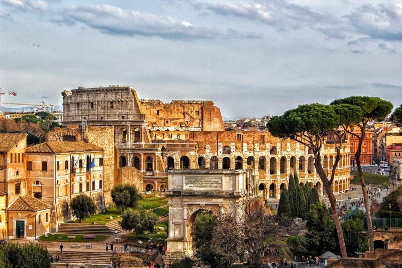 San Valentín - Roma