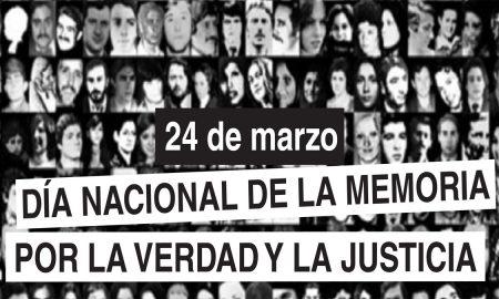 24 de marzo - Dia De La Memoria