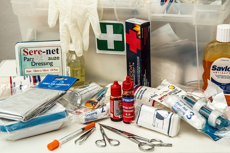 Quiero ayudar - Medicamentos