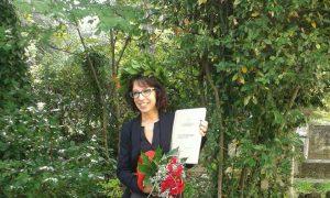 Cintia Vera - Diploma