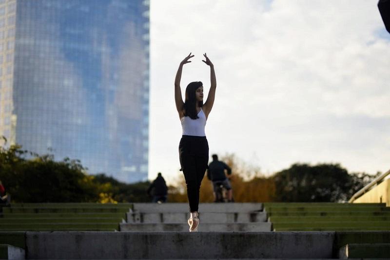 danza - Bailarina
