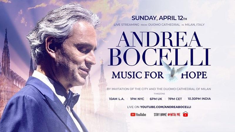 Pascua - Bocelli
