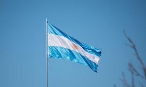 Recetas patrióticas - Bandera Argentina