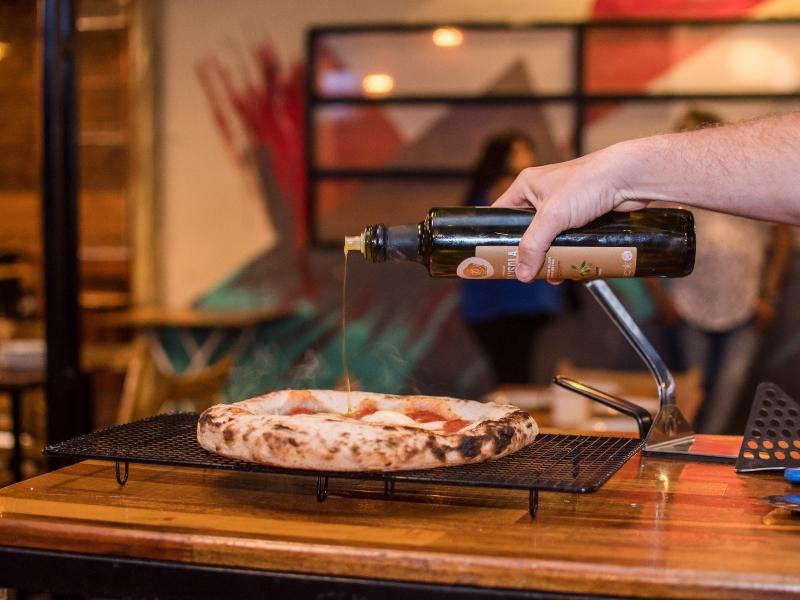 Luciano Grimblat - Pizza