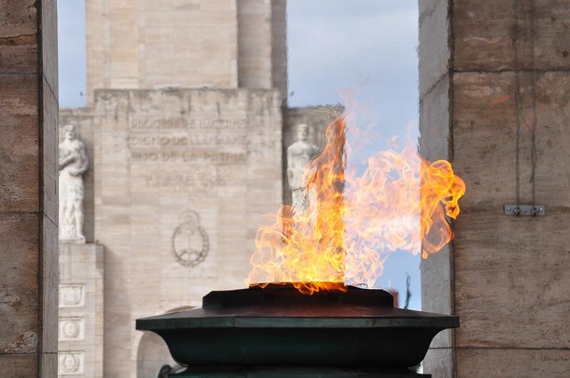 Escudo - Rosario Monumento