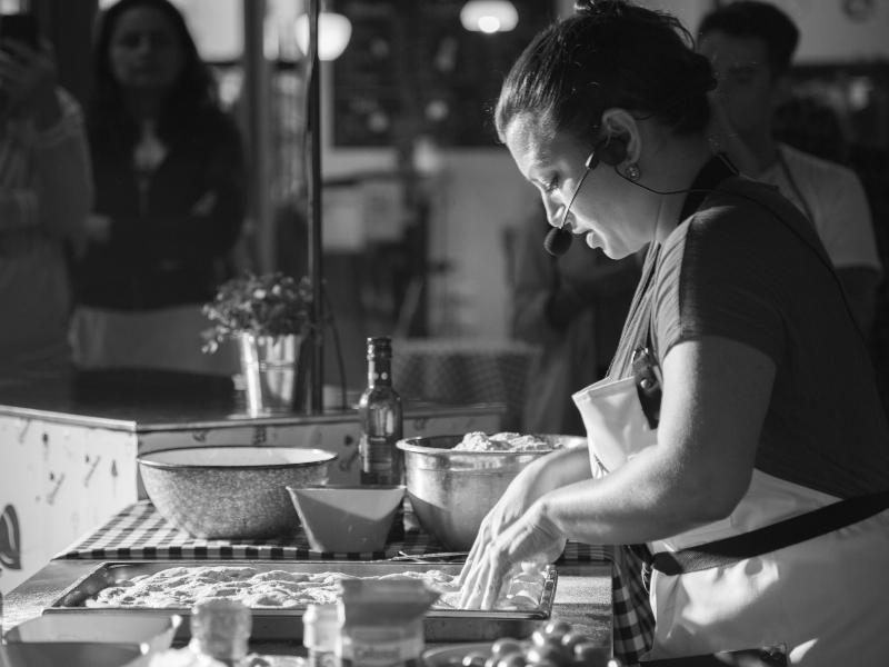 Cecilia Castagno - Cecilia Cocinando