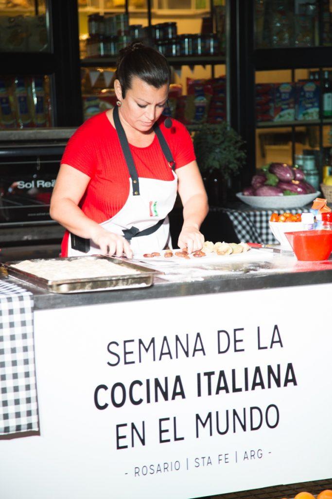 Cecilia Castagno - Semana Cocina Italiana