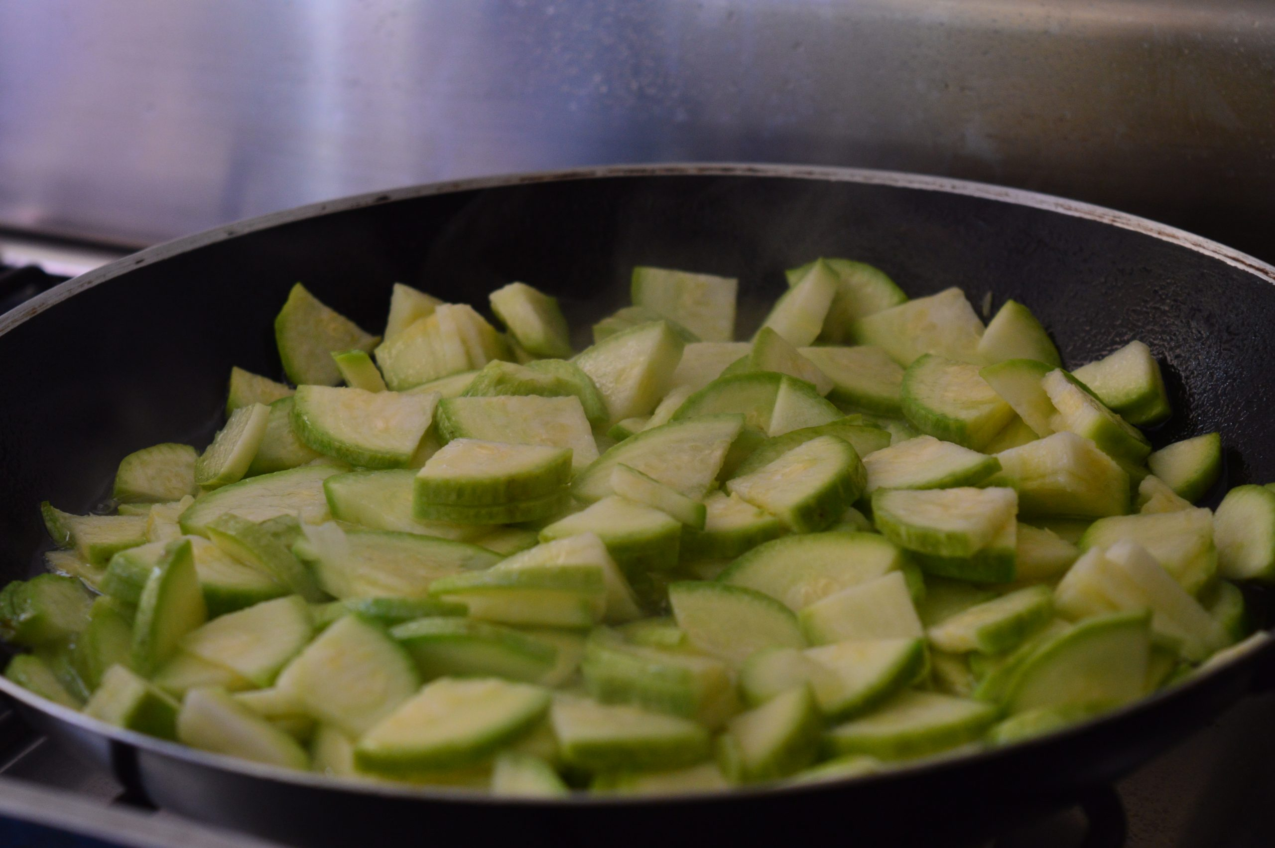 Frittata - Zucchini