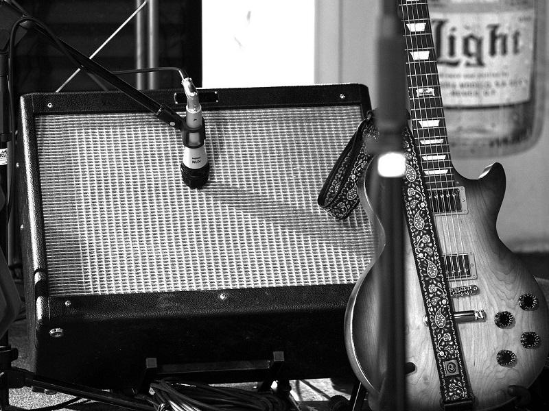 rock - Amplificador