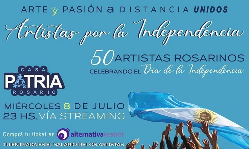 el 9 de julio - Artistas Por La Independiencia