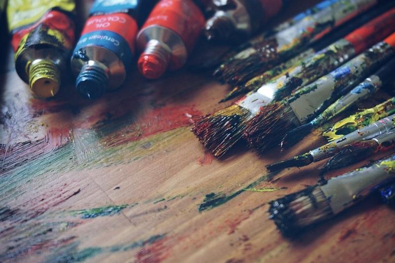 el arte - Pintura