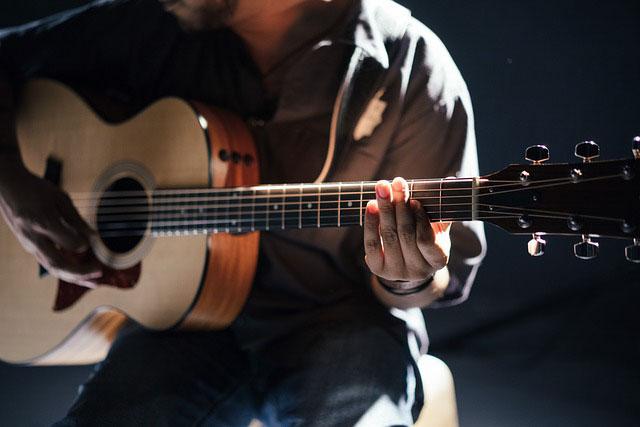 día - Guitarra