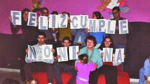 100 años - Cumpleaños 85 de Maria Lucia