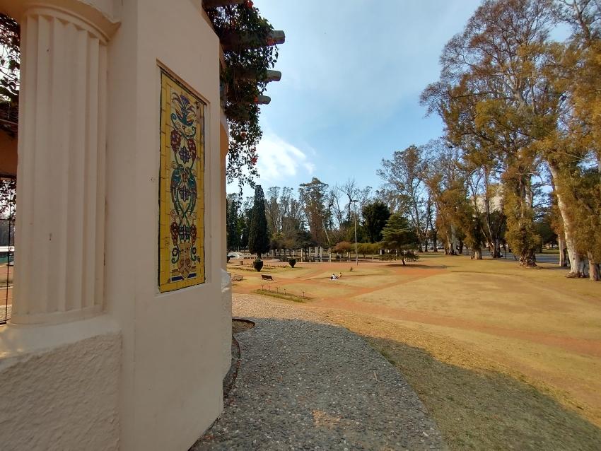 Paseo del Foro - mosaicos