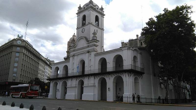 Día del Bibliotecario - Cabildo
