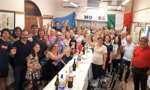 Familia Molisana De Rosario - brindis