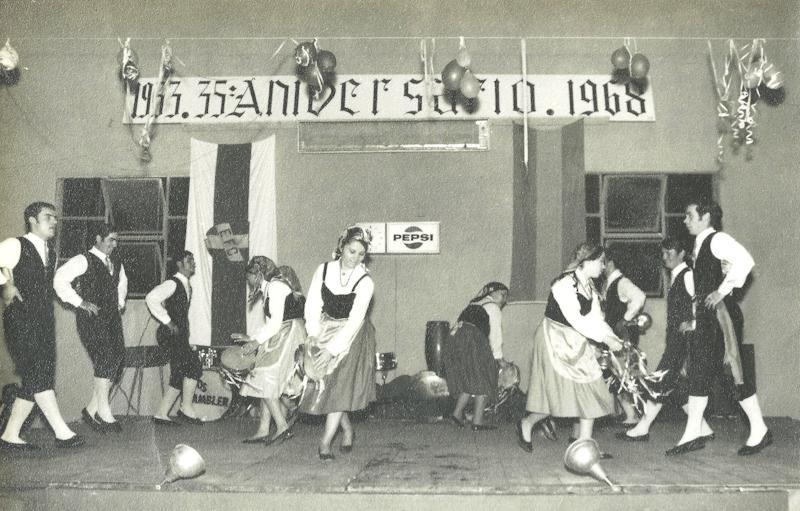 familia - Baile