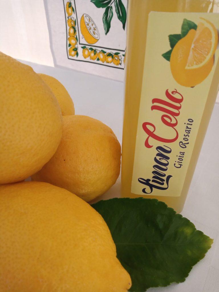 Limoncello - Agro