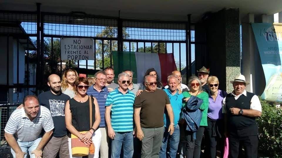 Comisión Directiva - Club Italiano