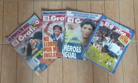 Diego Armando Maradona - Diego Portada