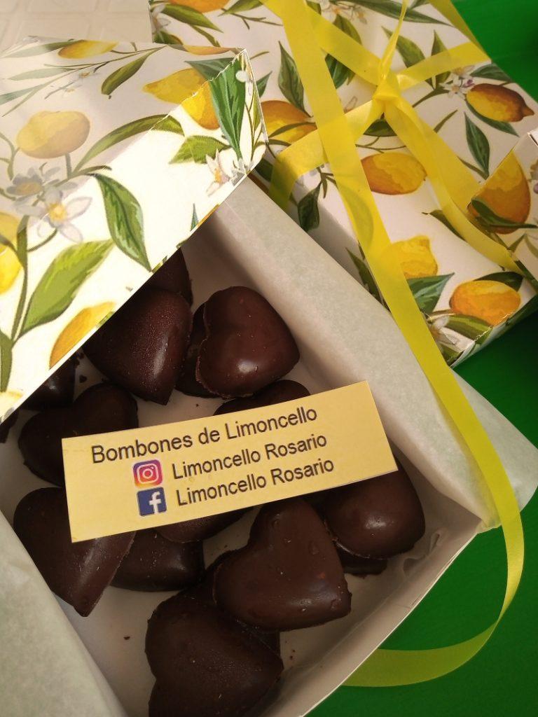 Limoncello - Bombones Lim