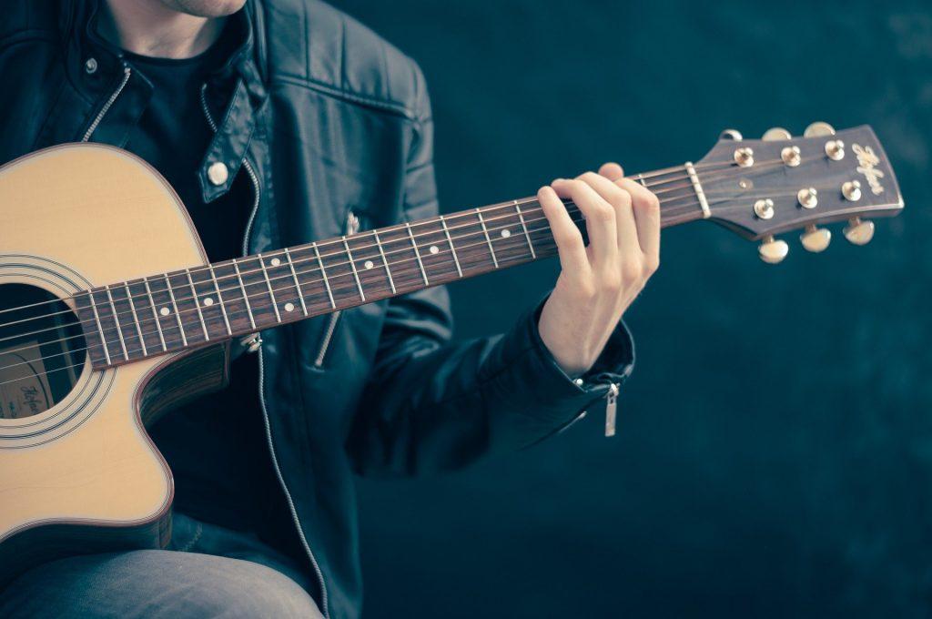 Rosario Edita - Guitarra